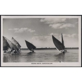 Fishing Boats, Dar-es-Salaam real phot..