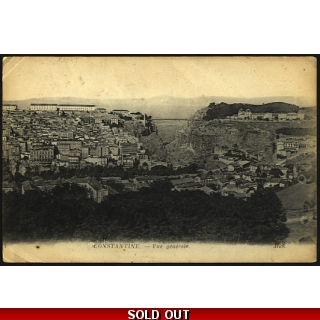 Algeria: General view of Constantine p..