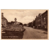 Carperby, Yorkshire, The Cros