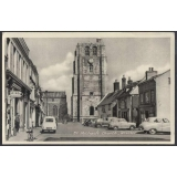 St Michaels Church, Beccles real photo..