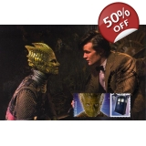 Dr Who Maximum card - Silurian 2