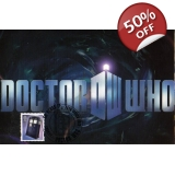 Dr Who Maximum card - Tardis 7