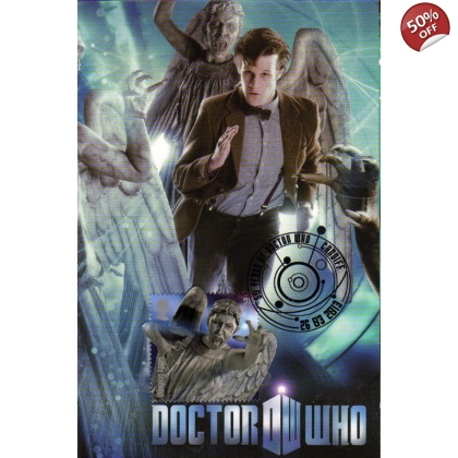 Dr Who Maximum card - Weeping Angel 1