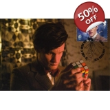 Dr Who Maximum card Matt Smith - Rubik..