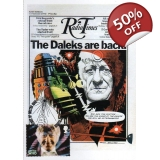 Dr Who Maximum card Jon Pertwee 2