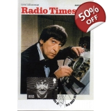 Dr Who Maximum card Patrick Troughton