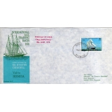 Bermuda Tall Ships Race souvenir cover