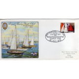 Great Britain 1975 Sailing Official FDC