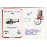 France helicopter-flown commemorative ..