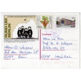 Germany uprated postal stationery card..