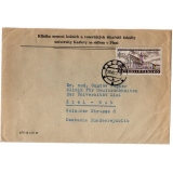 Czechoslovakia 1959 cover to Germany