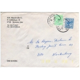 Belgium domestic cover 1977. Mechanise..