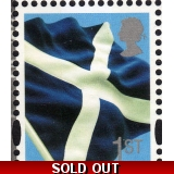 S158 1st Scotland flag from Football PSB