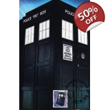 Dr Who Maximum card - Tardis 5