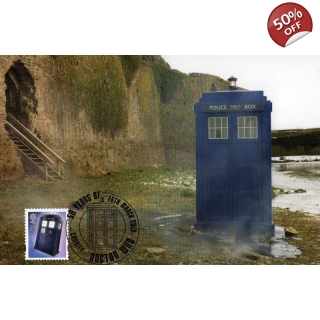 Dr Who Maximum card - T..