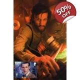 Dr Who Maximum card Matt Smith Good News