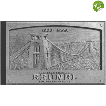 DX36 Brunel Bicentenary 2006 Prestige Stamp book