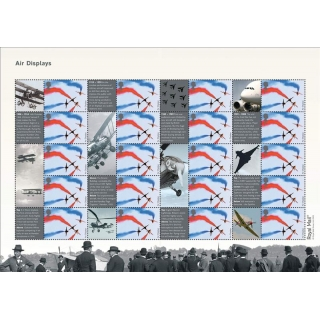 LS47 Air Displays Smilers Sheet