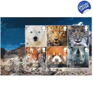 DX52 Worldwild Fund For Nature WWF pre..