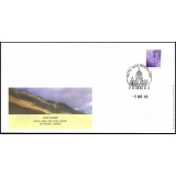 20050405 Scotland 42p definitive stamp..