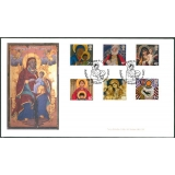 2582 Christmas Madonna & Child set Nor..