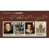 3094MS House of Stuart Timeline MS