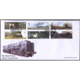 2417 Classic steam locomotives on Norv..