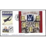 2547x 60th Anniv of WW2 Norvic Air Cre..
