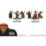 2774 Army Uniforms Royal Mail fdc 2007