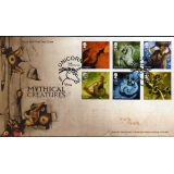 2944 Mythical Creatures set on Royal M..