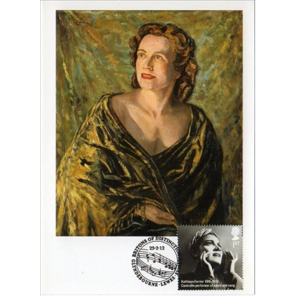Kathleen Ferrier - Great Singers Series: Arias From Bach, Mendelssohn, Gluck, Handel