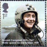 2977 Donald Campbell Eminent Britons s..