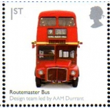 2896 Routemaster Bus - design classic
