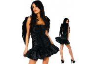 Gothic Dark Angel Fancy..
