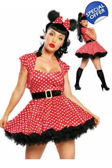 Bolero Minnie Mouse Fan..