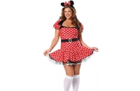Plus Size Disney Minnie..