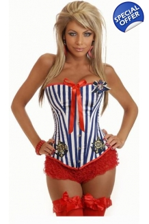 Sailor Burlesque Striped Co..