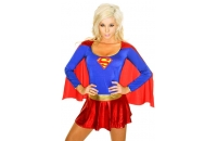 Plus Size Supergirl Sup..