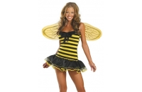 Plus Size Bee Costume T..