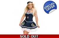 Sailor Outfit Fancy Dress