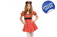 Flirty Minnie Mouse Fan..