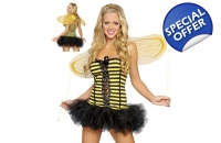 Bee Fancy Dress Hallowe..