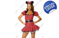 Disney Minnie Mouse Fan..
