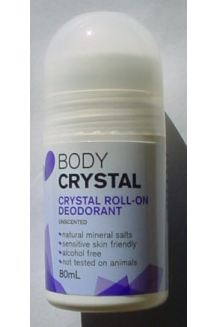 Body Crystal Roll-on Fr..