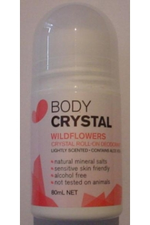 Body Crystal Roll-on Wi..