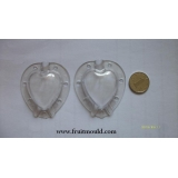 heart shape fruit mold for cherry tomato