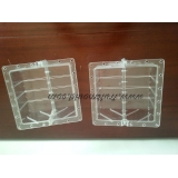plastic square box mold for square wat..