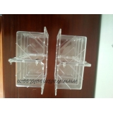 plastic square container for square wa..