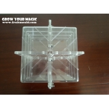Square Shaped Watermelon Mold For Grow..