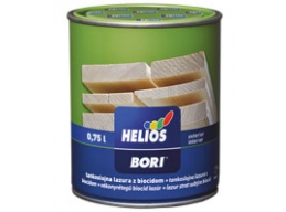 BORBORI thin-layered stain with biocide wood treatment 0.75 l